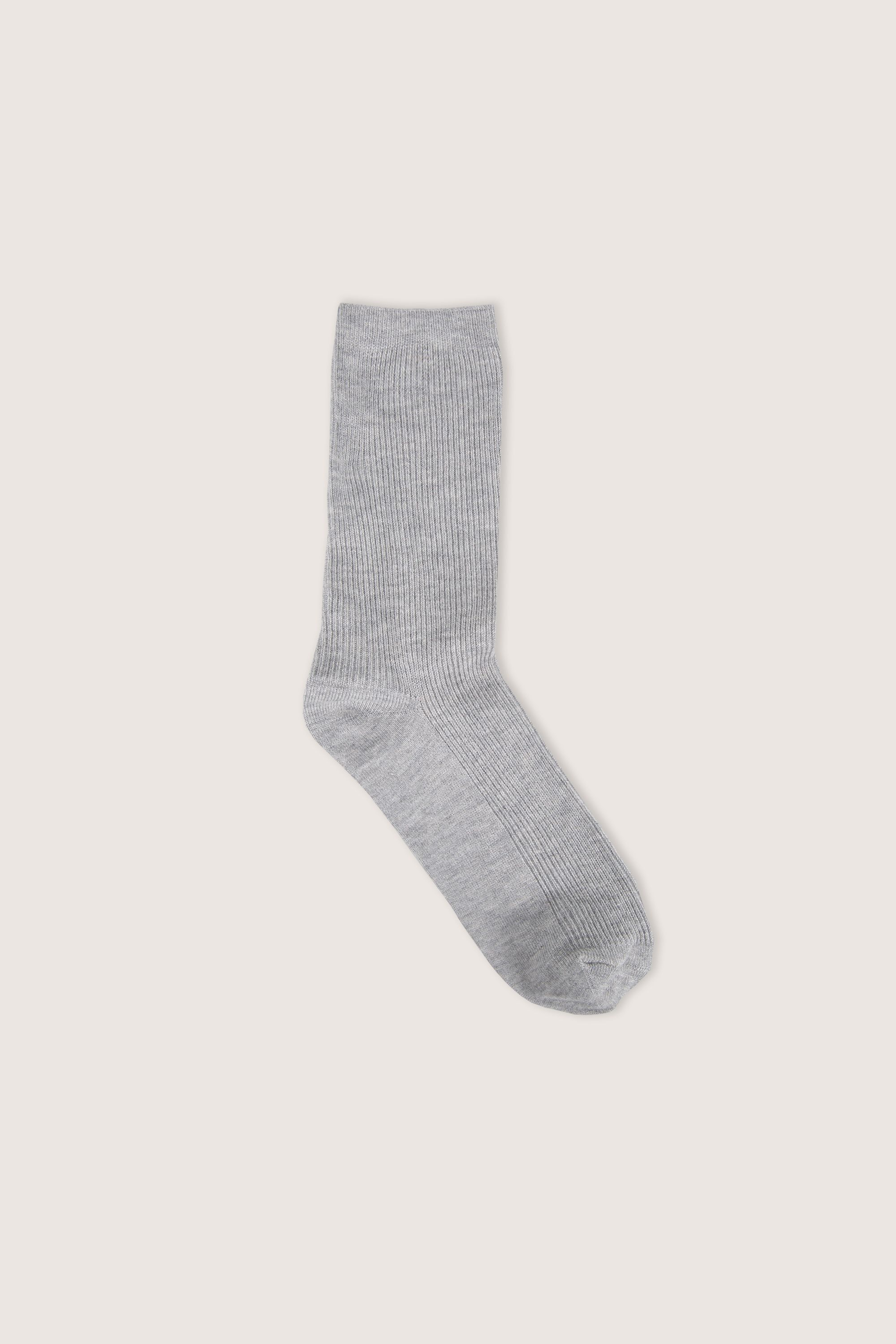 2 Pack Sock 1729 Gray Mix 1