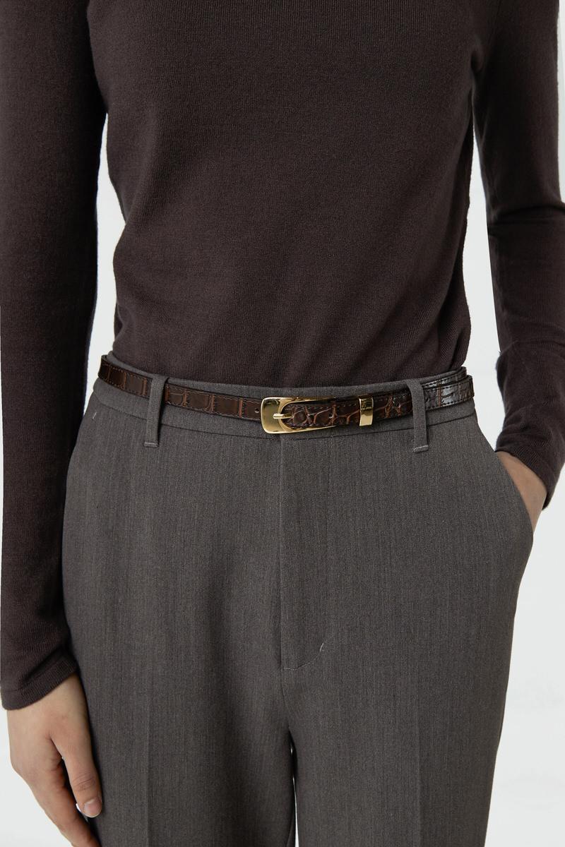 Belt J011 Brown 2