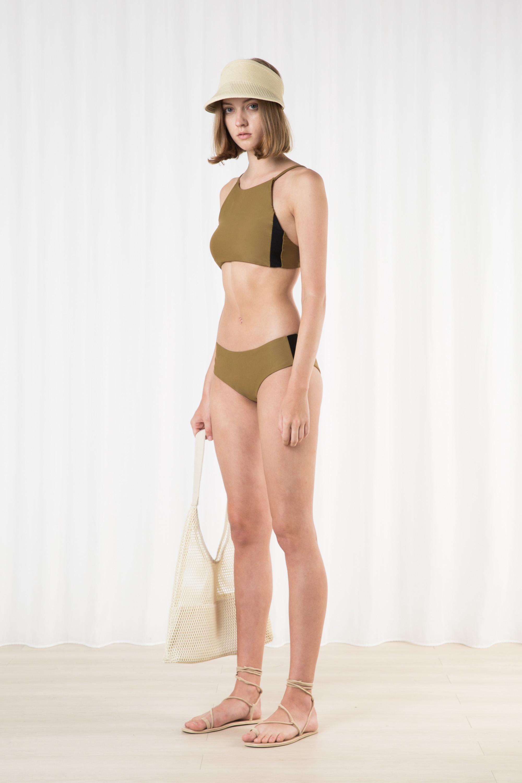 Bikini Top 2203 Olive 1