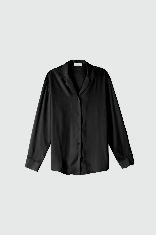 Blouse J003K Black 7