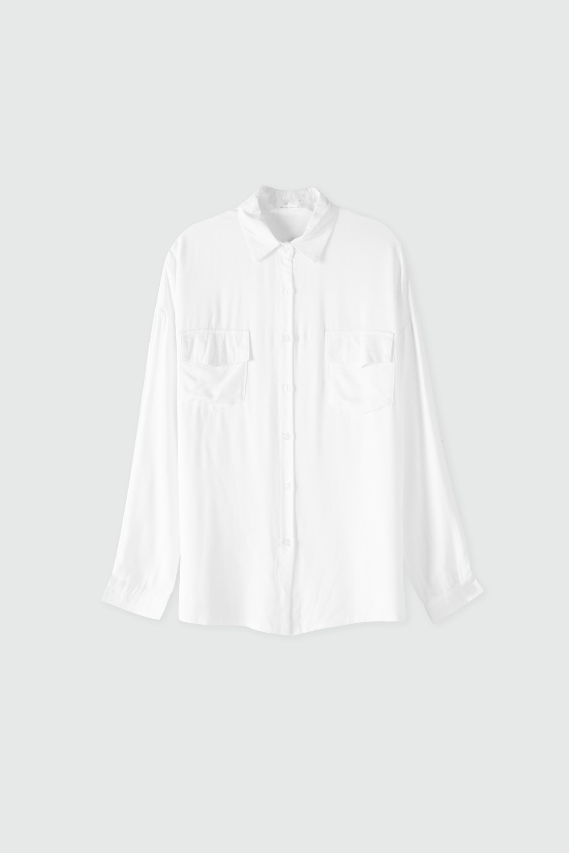 Blouse J004 White 7
