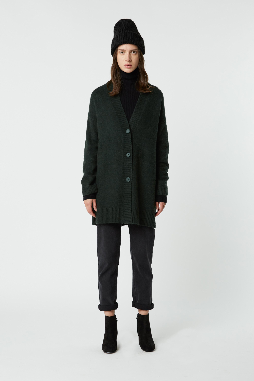 Cardigan 2501 Green 1