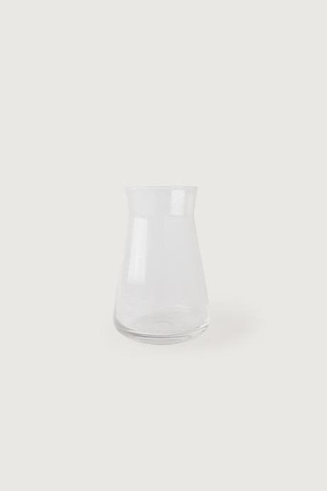 CLEAR VASE 3380