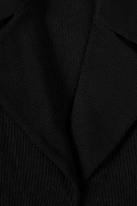 Coat 2491 Black 8
