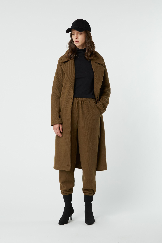 Coat 2491 Olive 1