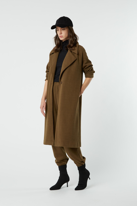 Coat 2491 Olive 3