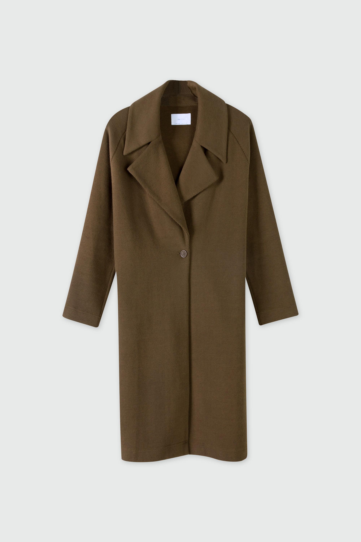 Coat 2491 Olive 5