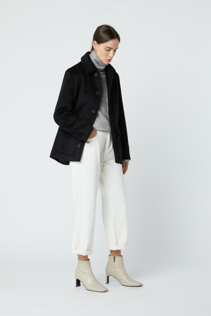 Coat 2493 Black 1