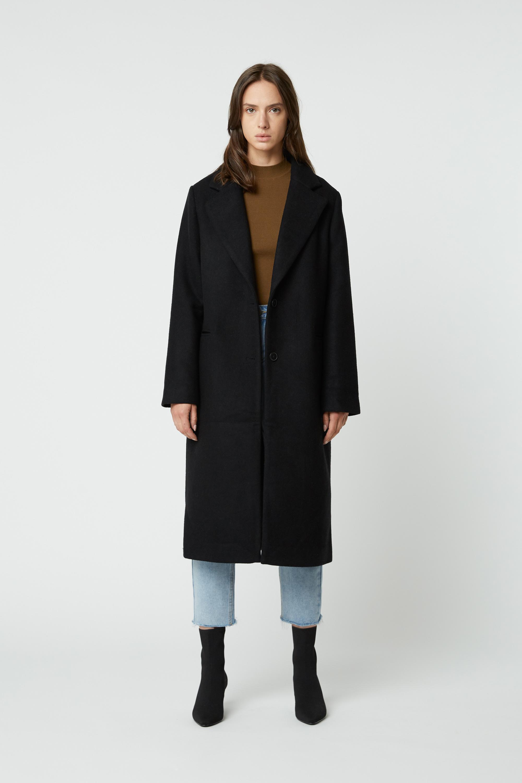 Coat 2495 Black 1