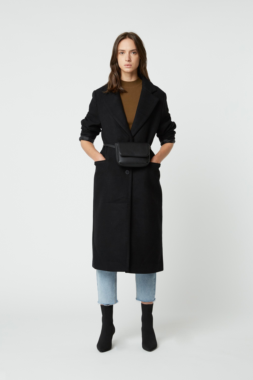 Coat 2495 Black 3