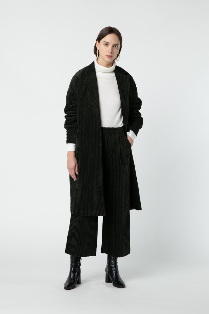 Coat 2593 Green 1