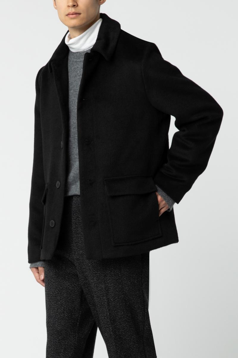 Coat 2671 Black 1