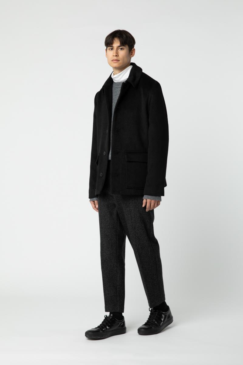 Coat 2671 Black 3