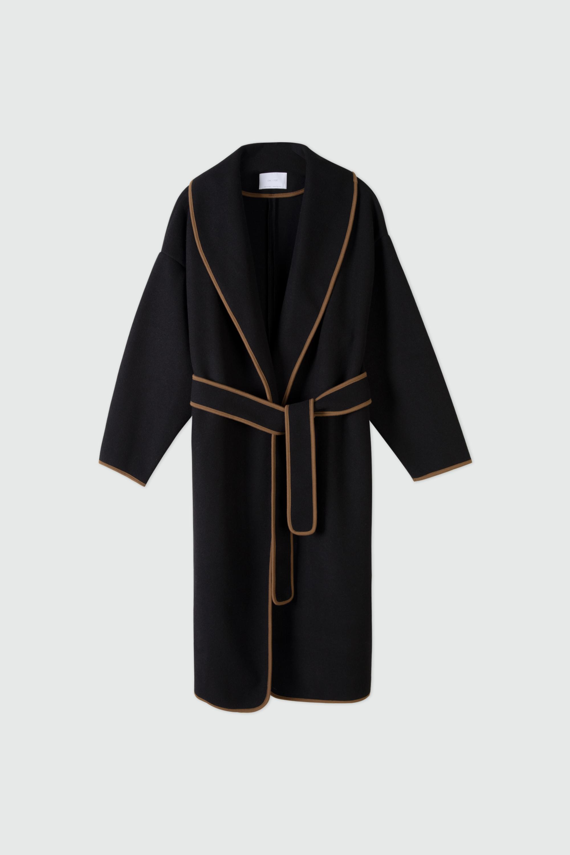 Coat 2769 Black 11