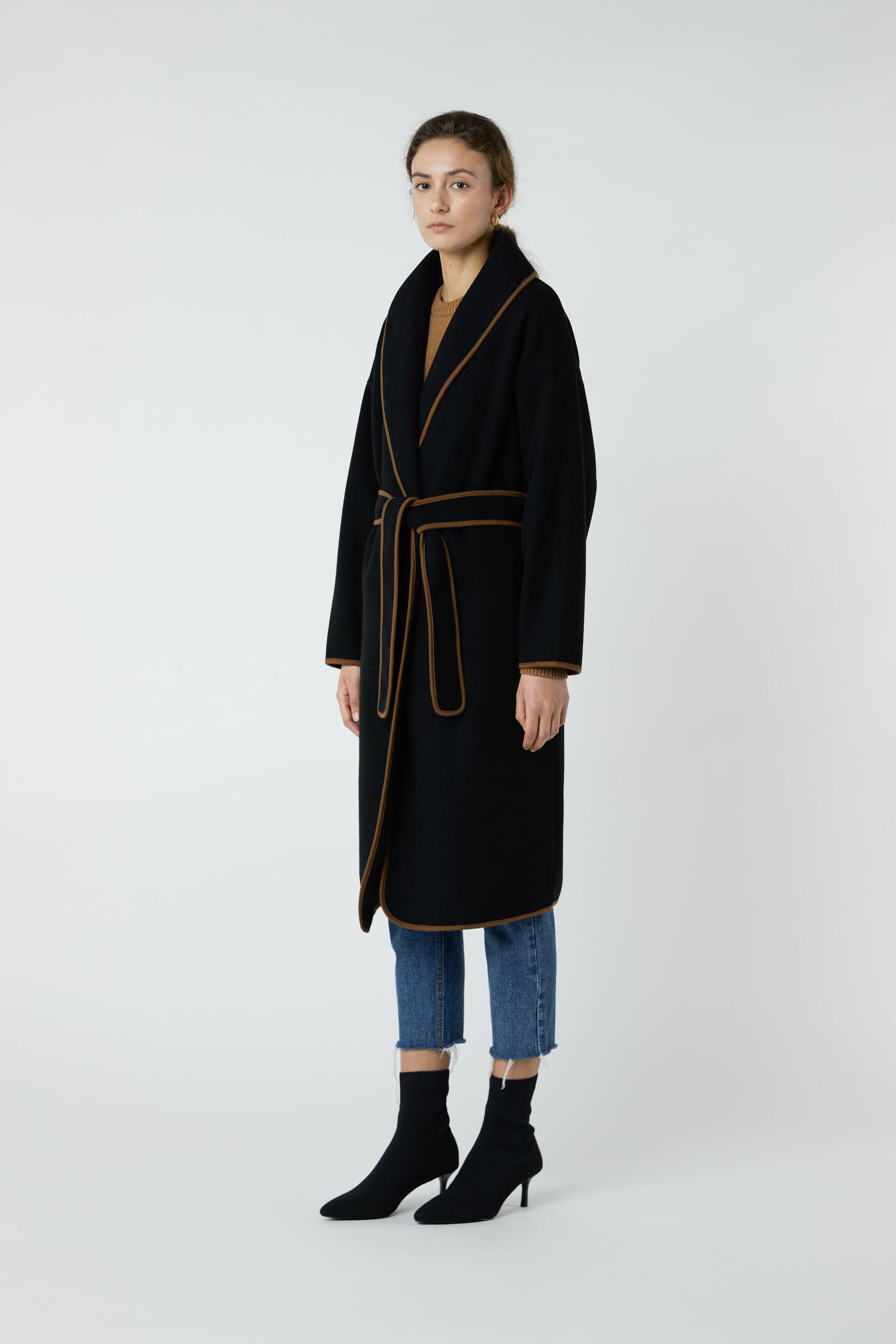 Coat 2769 Black 7