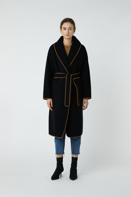 Coat 2769 Black 8