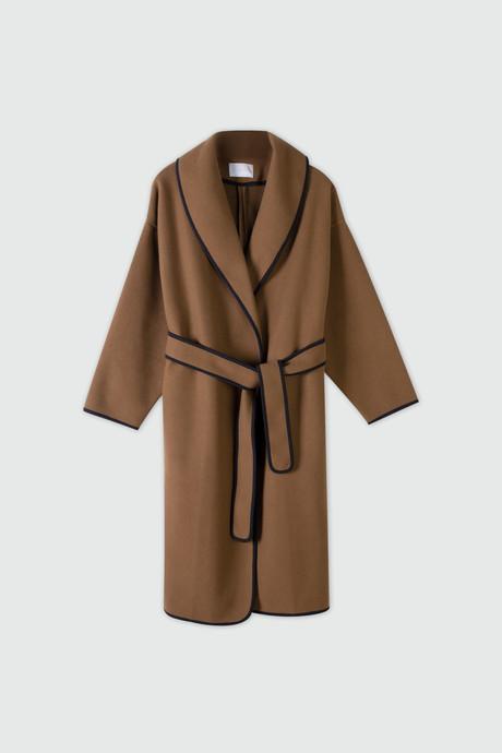 Coat 2769 Brown 5