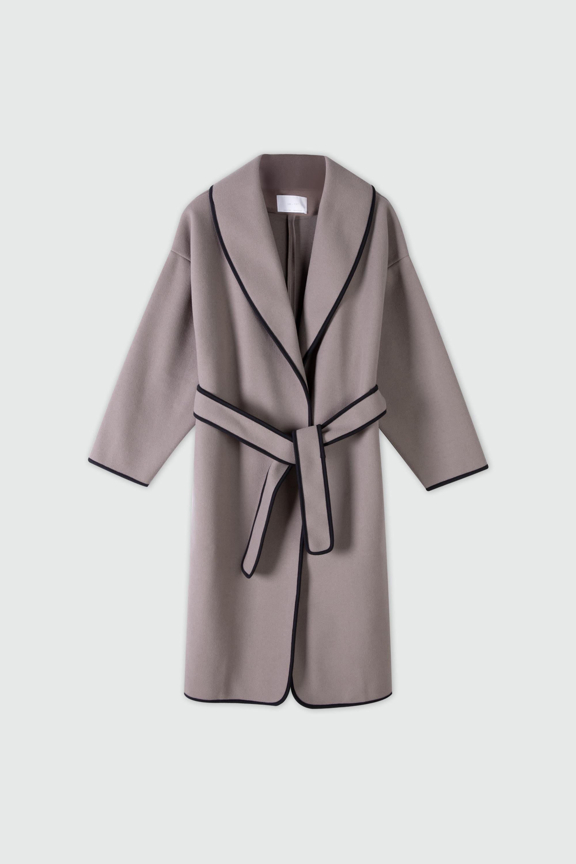 Coat 2769 Taupe 14