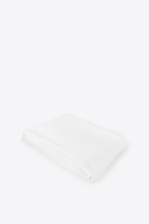 Cotton Fine Stitch Quilt 1873 White 1