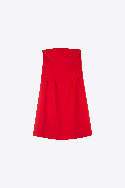 Dress 1167 Red 9
