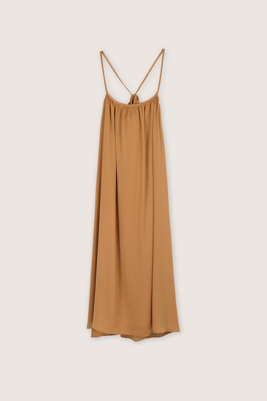 Dress 2142 Orange 7
