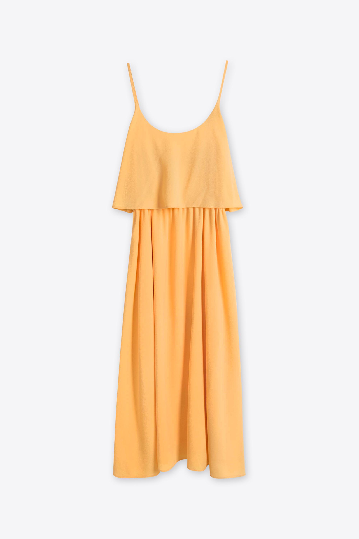 Dress 2173 Yellow 7