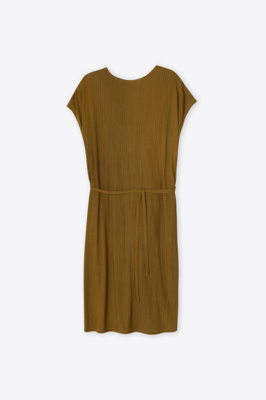 Dress 2262 Olive 9