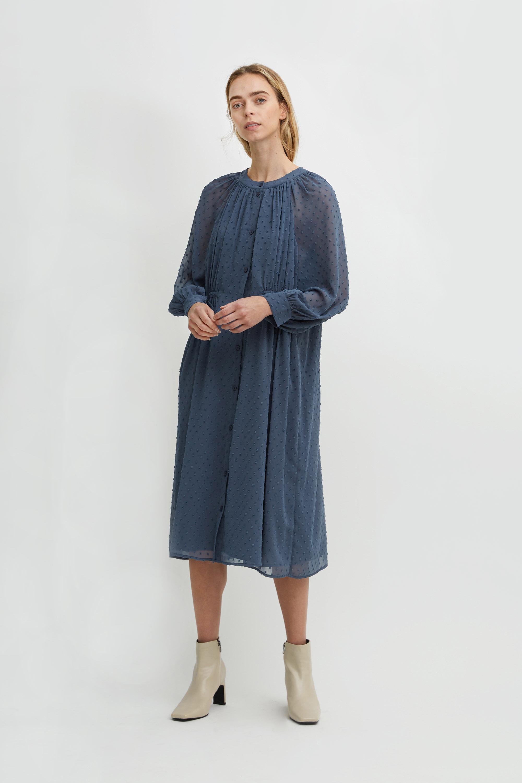 Dress 2613 Blue 9