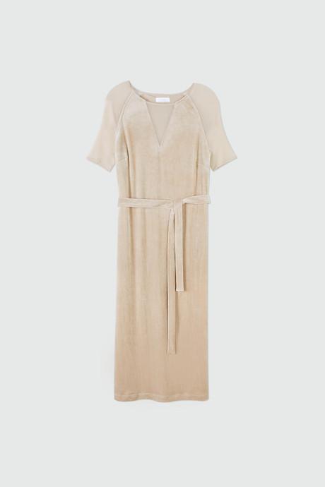 Dress 2683 Beige 7
