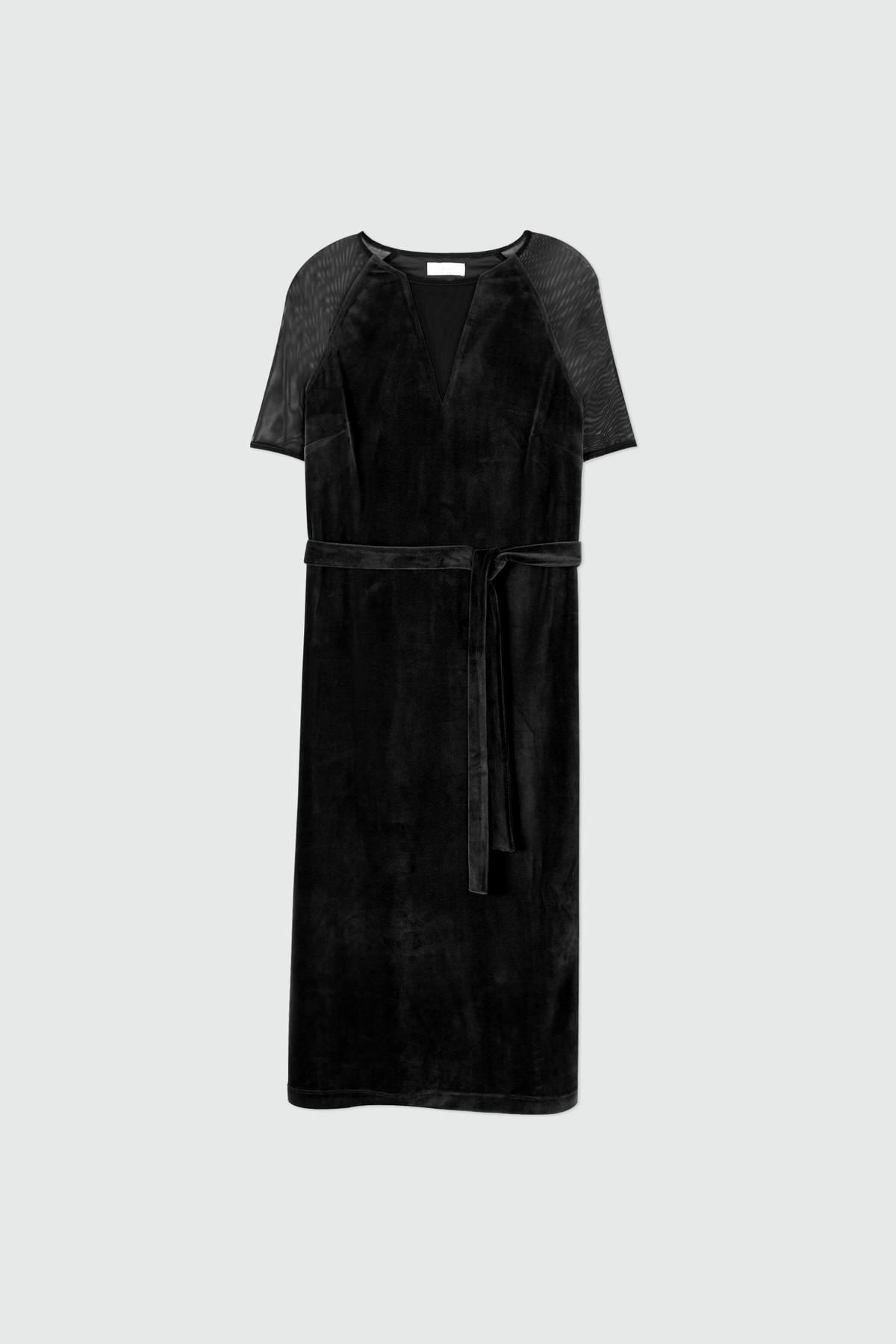 Dress 2683 Black 9