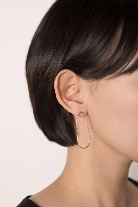 Earring 2341 Silver 5