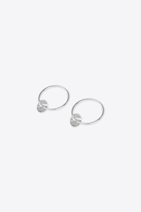 Earring 2433 Silver 2