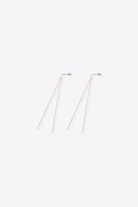Earring 2540 Gold 2