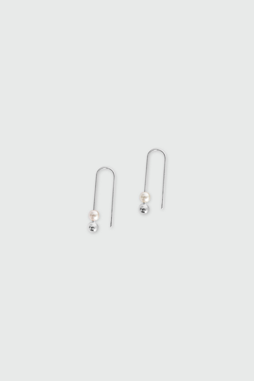 Earring 2989 Silver 2