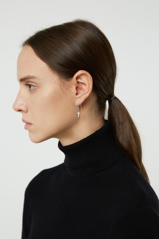 Earring 2989 Silver 3