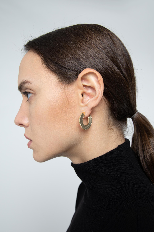 Earring 3089 Gold 2