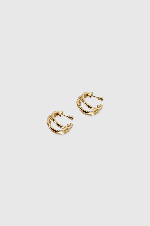 Earring 3329 Gold 2