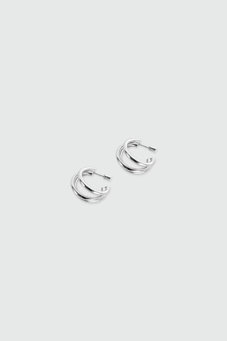 Earring 3329 Silver 3