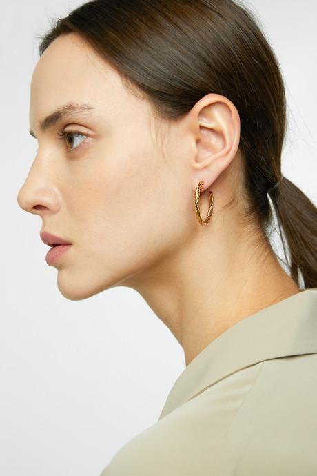 Earring 3400 Gold 2