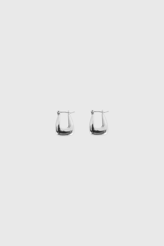 Earring 3411 Silver 4