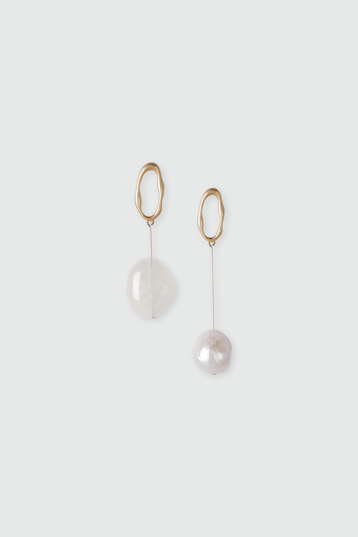 Earring J003 Gold 1