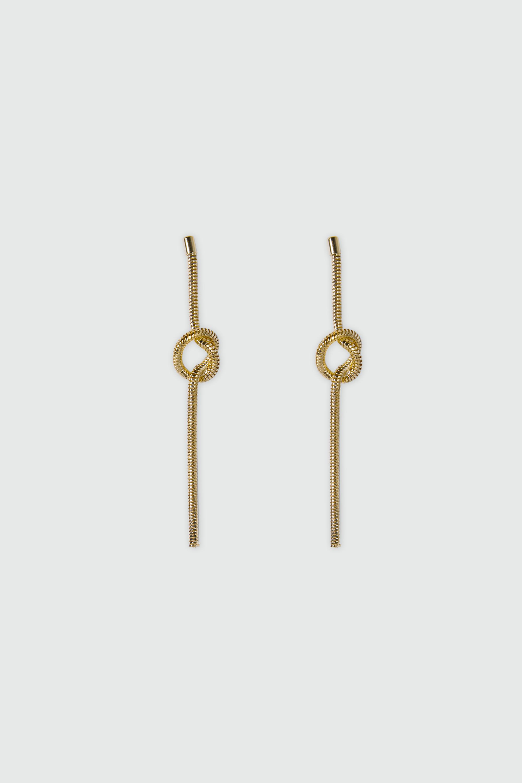 Earring J008 Gold 2