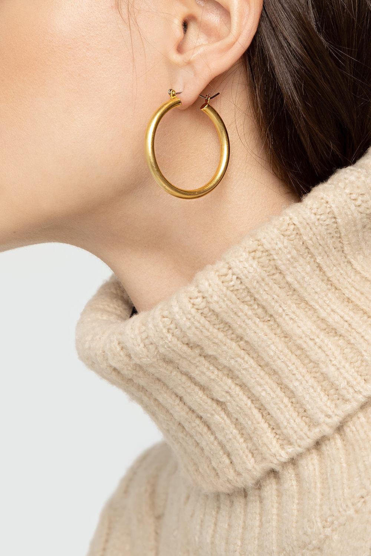 Earring J016 Gold 1