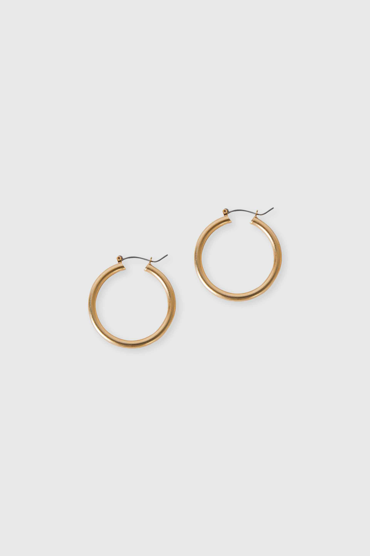 Earring J016 Gold 2