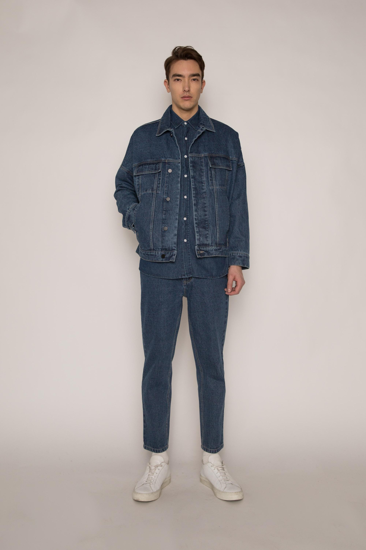 Jacket 2045 Blue 1