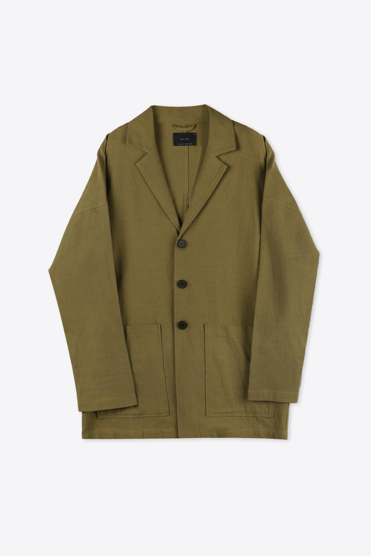 Jacket 2237 Olive 7