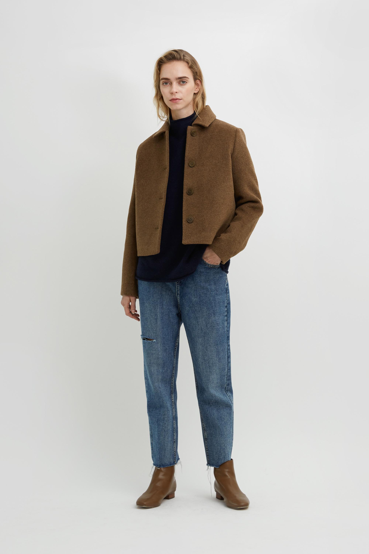 Jacket 2592 Brown 4