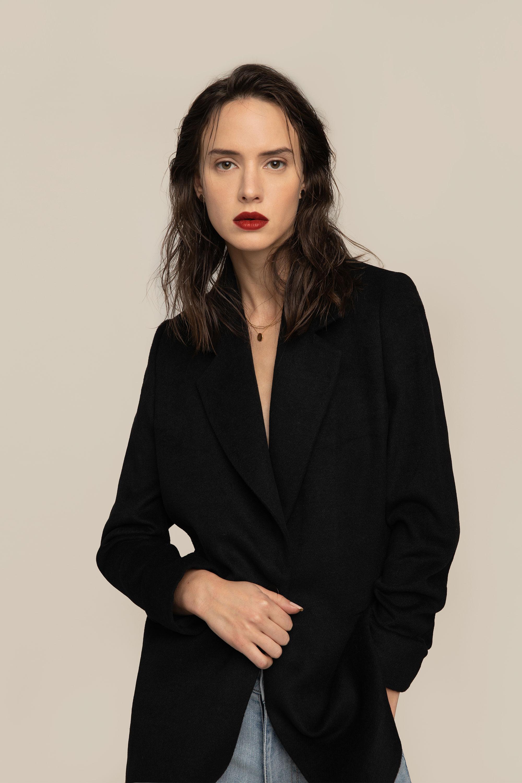 Jacket 2782 Black 1