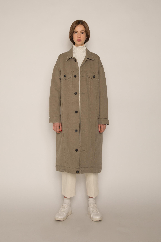 Jacket H187 Olive 2