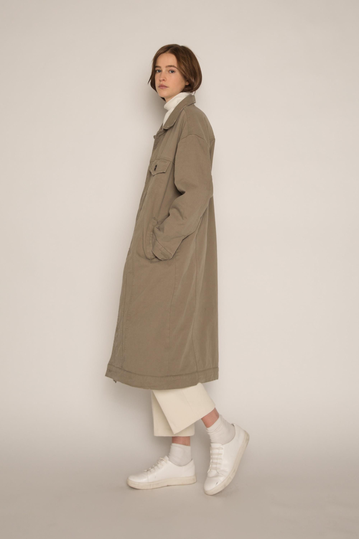 Jacket H187 Olive 3